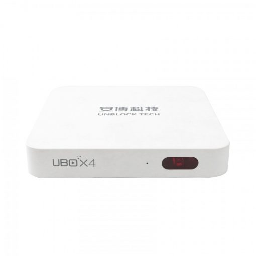 Unblock Technology Ubox4  S900 ProBT Free Movies Series and Cable Channels TV Box (1G +16G )– White
