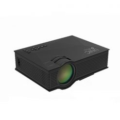 Unic UC46 1200 Lumens Wifi Portable LED Video Home Cinema Projector - Black