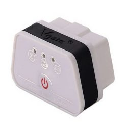 Vgate iCar OBDII Car Diagnostic Reader - White/Black