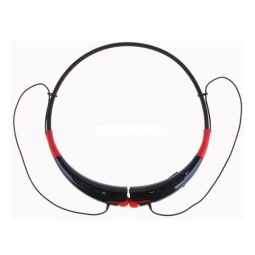 Vitality Wireless Bluetooth 4.0 Stereo Headset - Red