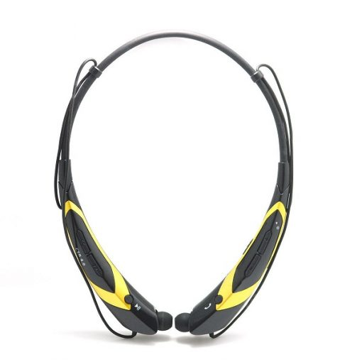Vitality Wireless Bluetooth CSR 4.0 Stereo Headset - Yellow