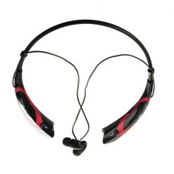 Vitality Wireless Bluetooth CSR 4.0 Stereo Headset - Red