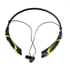 Vitality Wireless Bluetooth CSR 4.0 Stereo Headset - Yellow