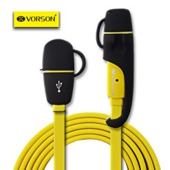 Vorson High Speed Data Line Lightning Cable - Yellow
