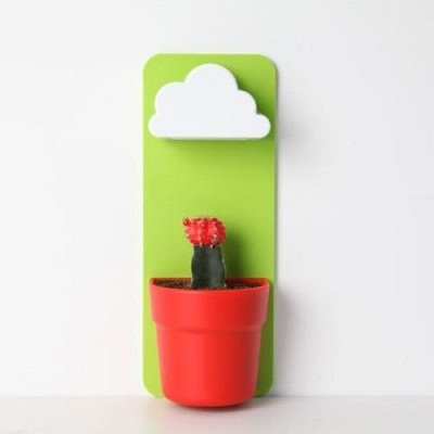 Wall Mount Rainy Pot Flower Pot