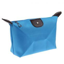 Waterproof Cosmetic Organizer - Blue