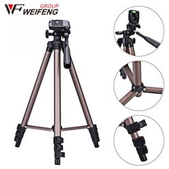 Weifeng Portable Lightweight Tripod Video & Camera - Black