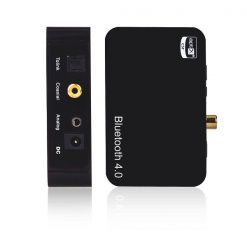 Wireless Bluetooth4.0 Music Receiver Adapter for Home Stereo Stand-alone Speakers