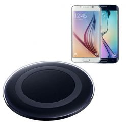 Wireless Charging Pad - Black