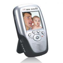 Wireless Palm Monitor Mini DVR