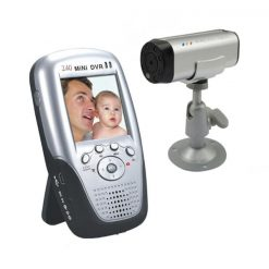 Wireless Handheld Monitor With Camera