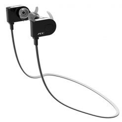 Waterproof Bluetooth Sports Headset - Gray