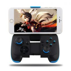 Wireless Multiple Button Game Controller - Blue