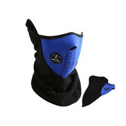 X-PORTS Anti Pollution Face Mask - Blue