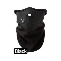 X-PORTS Anti Pollution Face Mask - Black