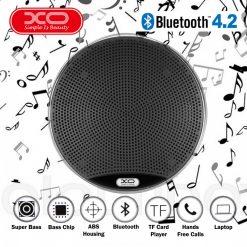 XO F7 Super Bowl Bluetooth Stereo- Black