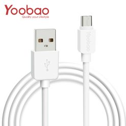 Yoobao YB400C 1 Meter Type-C Charging Sync Cable - White
