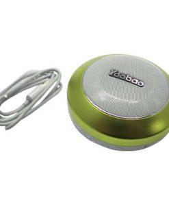 Yoobao YBL-201 Wireless Bluetooth 3.0 Mini Portable Speaker With Micro SD Card Slot - Green