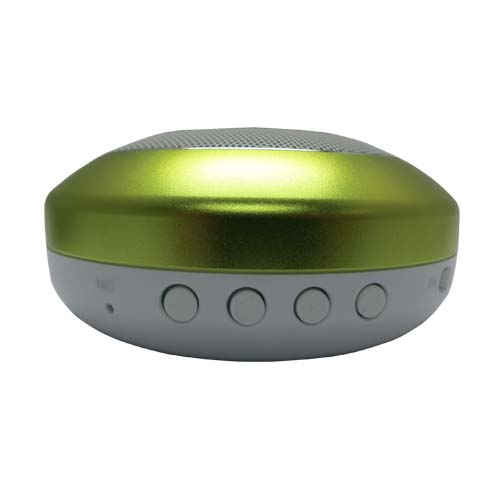 Yoobao YBL-201 Wireless Bluetooth 3.0 Mini Portable Speaker With Micro SD Card Slot - Green