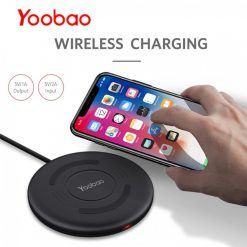Yoobao D1 Wireless Charging Pad - Black