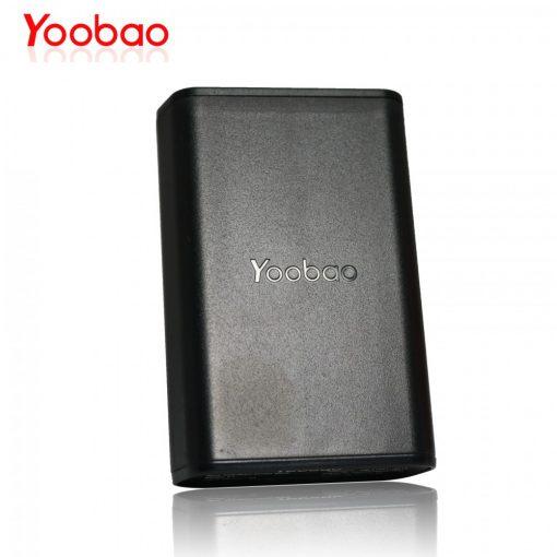 Yoobao F1 2.4A 10000mAh Powerbank  - Black