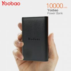 Yoobao F1 2.4A 10000mAh Powerbank  - Black