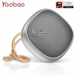 Yoobao M1 Portable Bluetooth Speaker - Grey