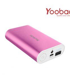 Yoobao Master Power Bank 7800mAh M3 - Pink