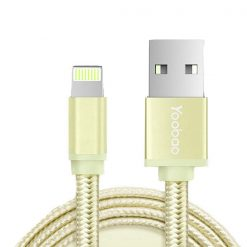 Yoobao Lightning Sync Cable - Gold