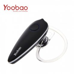 YOOBAO YBL103 2 Channel Stereo Bluetooth Headset With Noise Cancelling - Black