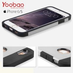 Yoobao Amazing Protective Case For iphone 6 - Silver