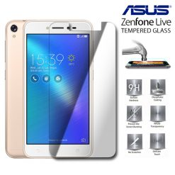 Tempered Glass Screen Protector For Asus Zenfone Live