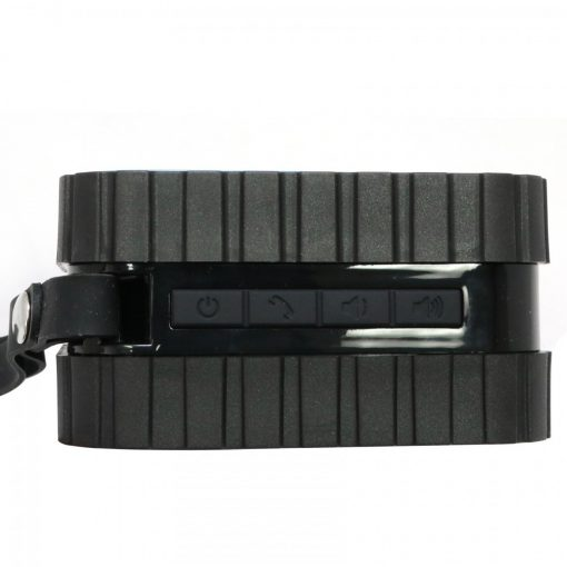 Zilla  HR686 Water Resistant Bluetooth Speaker With NFC - Black