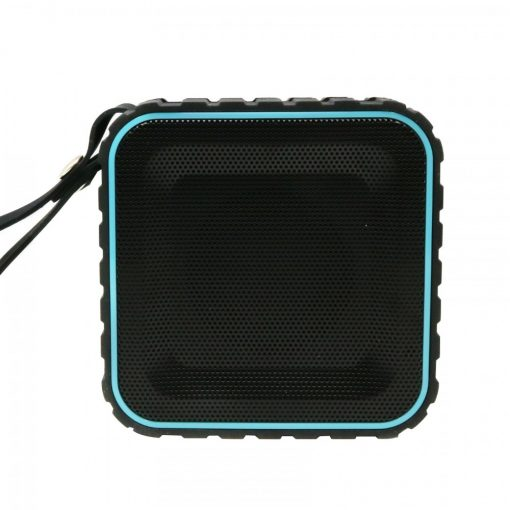 Zilla HR686 Water Resistant Bluetooth Speaker With NFC - Blue