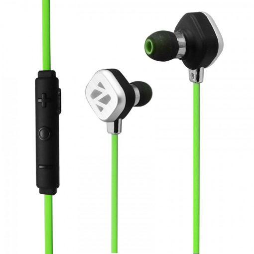 Zilla Sports Bluetooth 4.1 Headset - Green