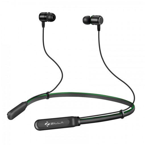 Zilla Z-301A Bluetooth Sports Headset - Green