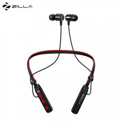 Zilla Z-301A Bluetooth Sports Headset - Red