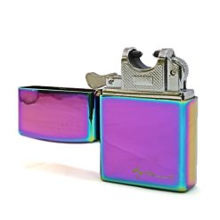 Zilla Electric Rechargeable Micro USB Lighter - Multicolor