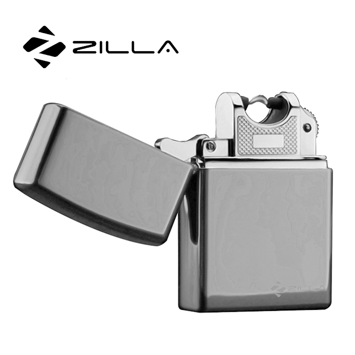 Zilla Electric Rechargeable Micro USB Lighter - Black