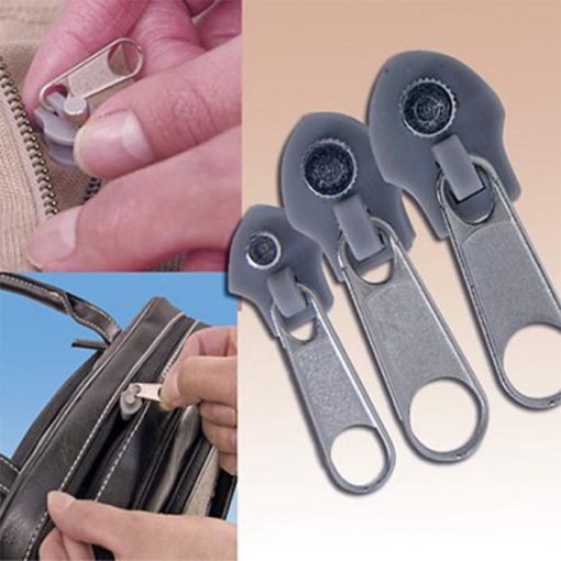 Zipper Slider Replacement - Black