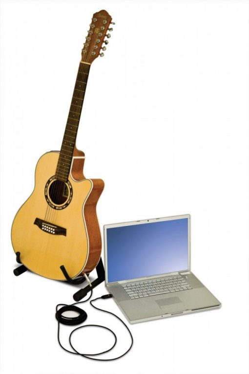 USB Acoustic Guitar Link Cable