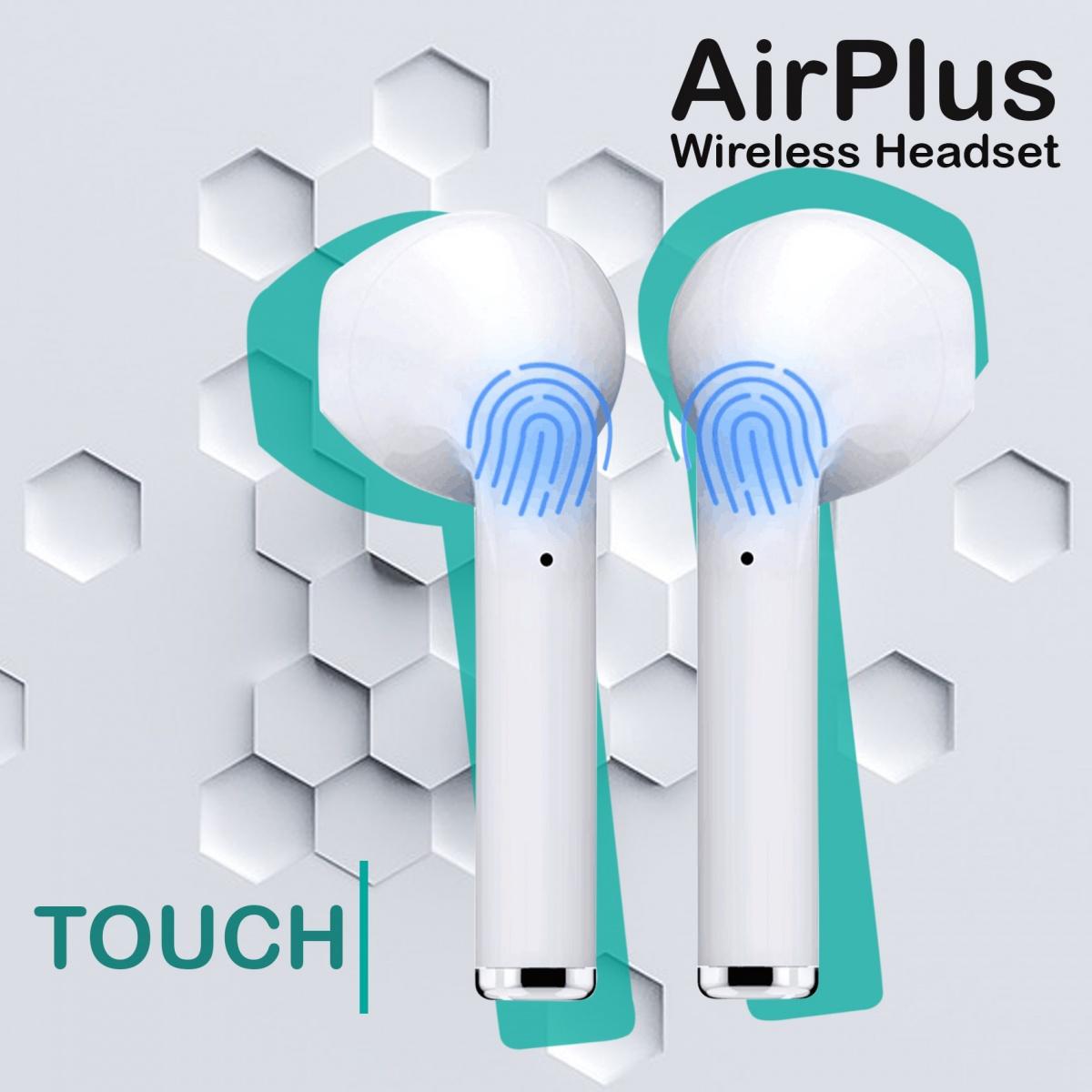 XO F30 Airplus TWS Wireless Headset - White