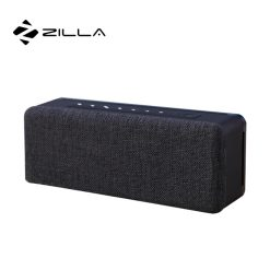 Zilla Reflexo 10w Bluetooth Speaker With Built In Equalizer - Black