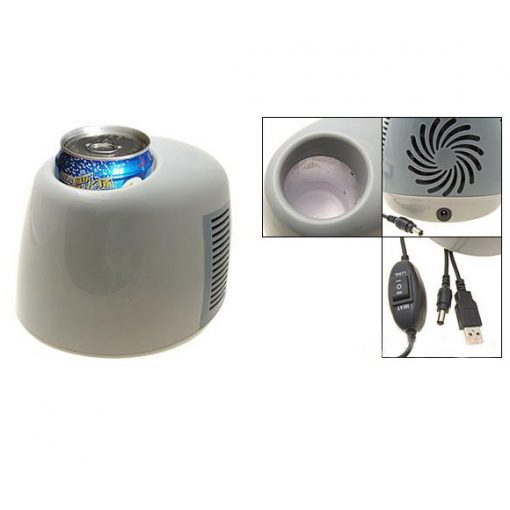 USB Can Drink Cooler and Warmer