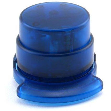 Stapleless Stapler Paper Binder Office Supply - Blue