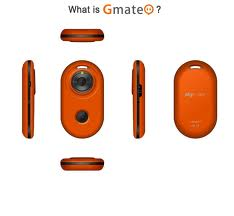 Skyroam Gmate Bluetooth Secondary Simcard Adapter For Android & Apple iOS Iphone Ipad