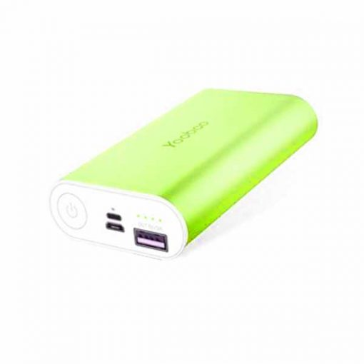 Yoobao Lightning Micro USB  Inputs Power Bank SP6 - Green
