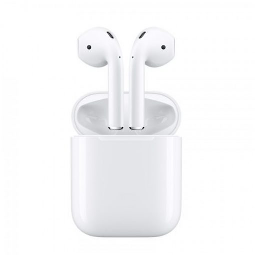 TWS Wireless Stereo Earphone Bluetooth V4.2+ERD With Charging Case  - White