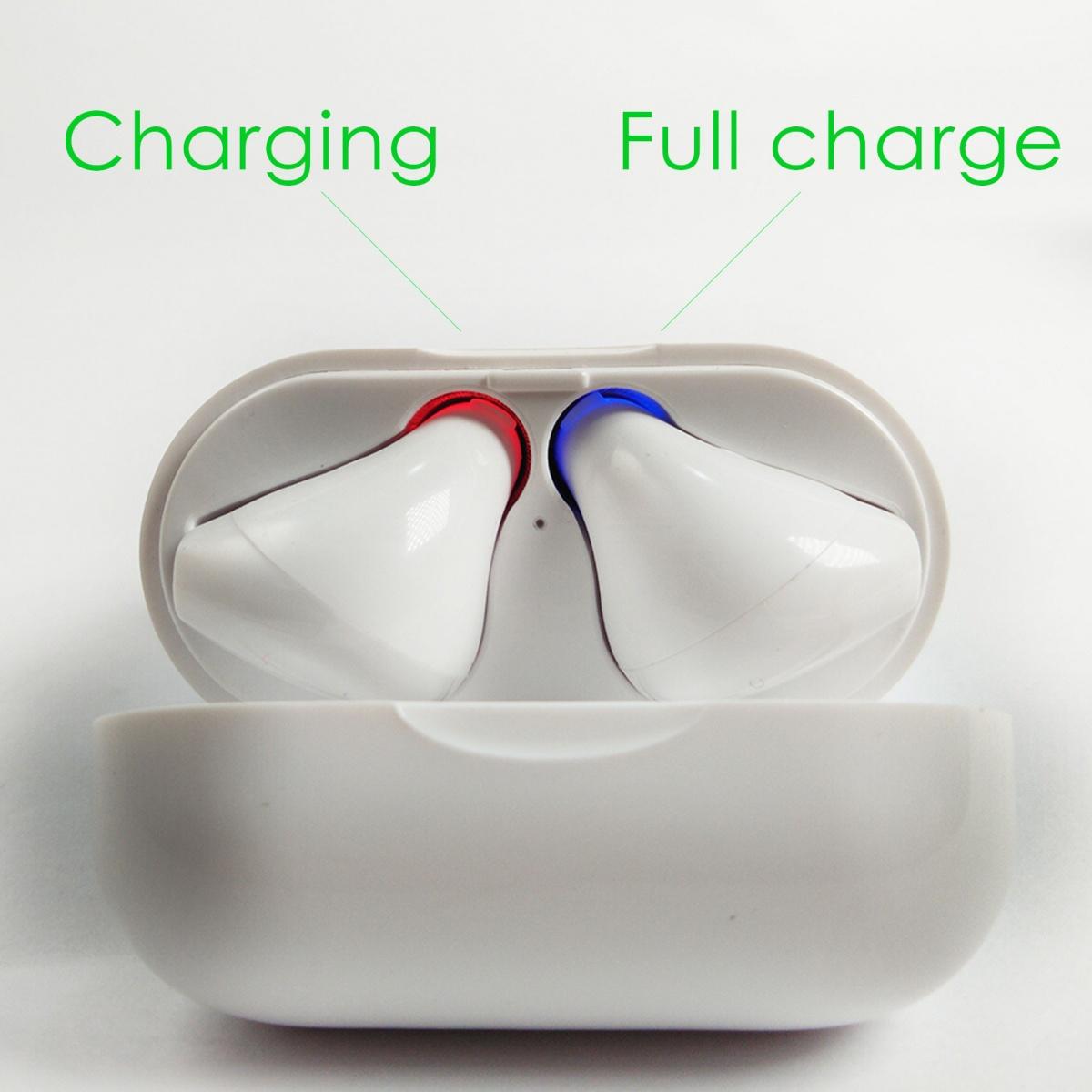 i9-Max TWS Wireless Earphone - White