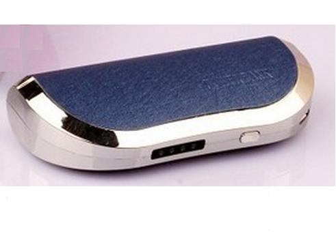 Wallet Purse Type  Power Bank 5600mAh - Blue